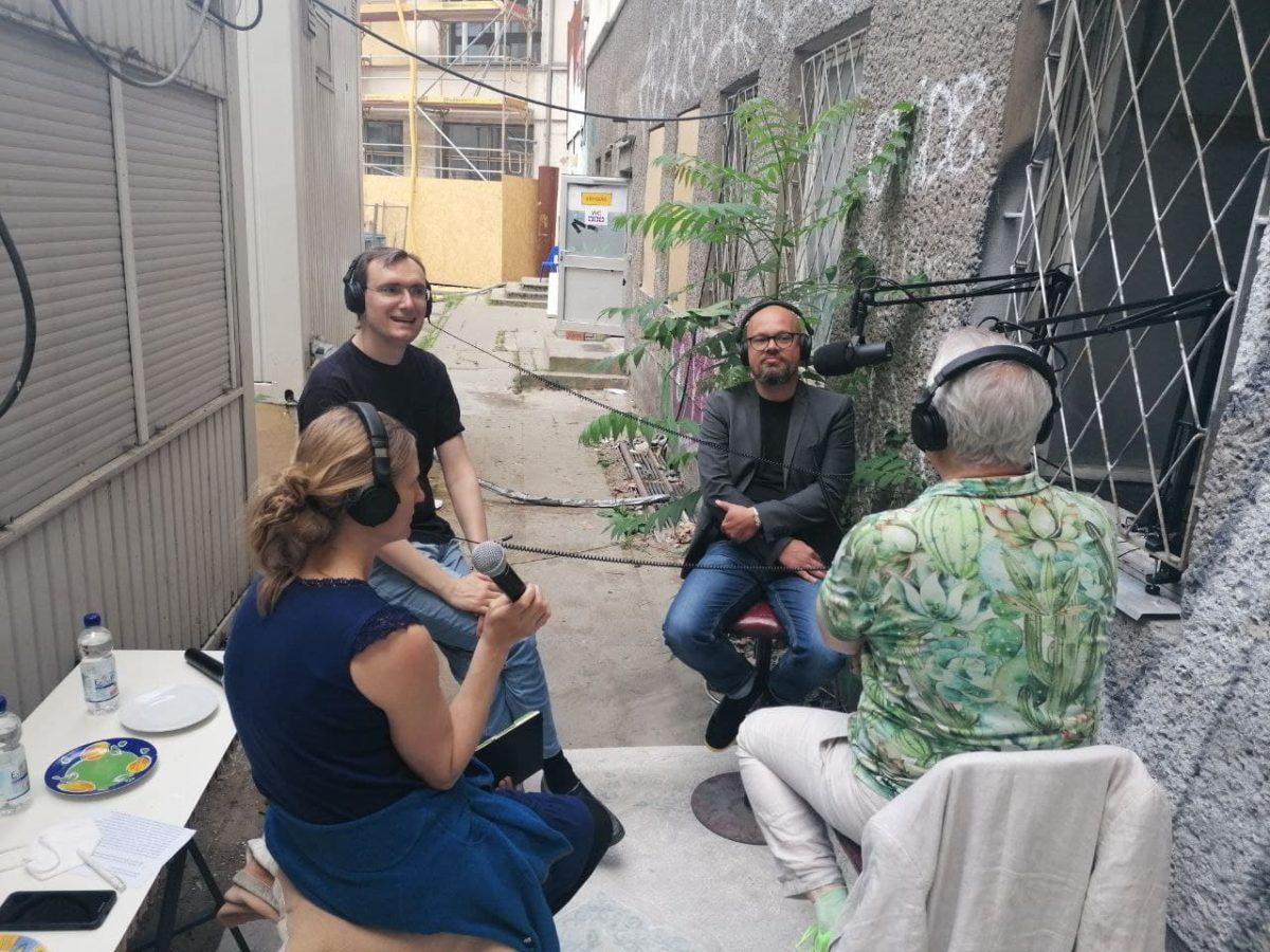 FR-BB: Welche Medienpolitik verdienen Freie Radios? Diskussion mit den medienpolitischen Sprecher:innen vor der Berlin-Wahl